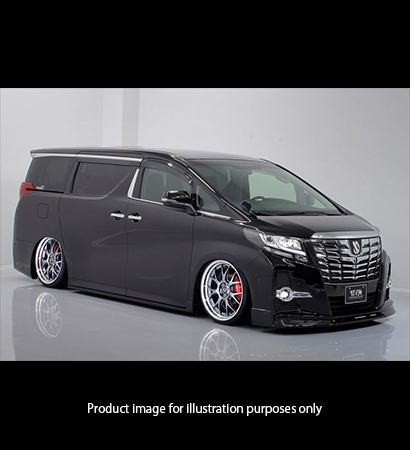 JUN VIP, ALPHARD (AGH/GGH 3#) FULL KIT