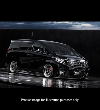 JUN VIP GT, 30ALPHARD (AGH/GGH 3#) FULL KIT