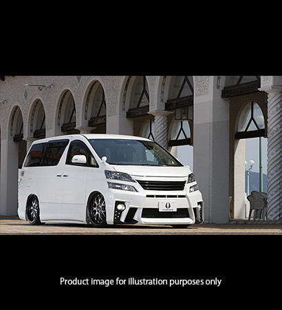 GRAND TOURER, GGH/ANH, VELLFIRE BODY KIT