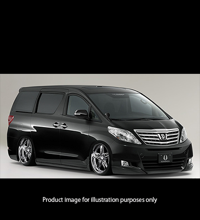 JUN VIP, ALPHARD MC, FULL KIT