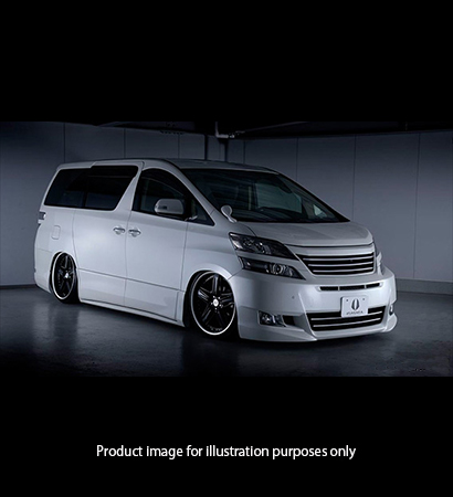 JUN VIP, VELLFIRE MC, FULL KIT