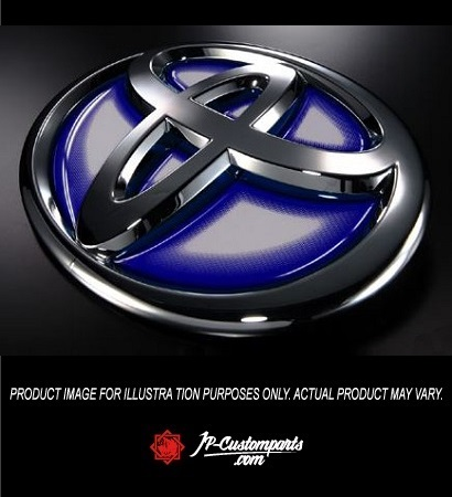 HEAT EMBLEM SHEET FOR REAR(ALPHARD/VELLFIRE/HV)