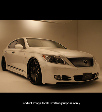 LS460/600h BODY KIT / FRP+CARBON MODEL