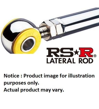 LATERAL ROD (HR-V / GH1, GH2, GH3, GH4)