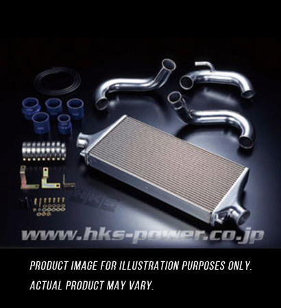 INTERCOOLER KIT (IMPREZA / GDB)