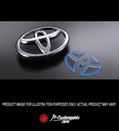 EMBLEM SEAT SET / BLUE FOR VELLFIRE