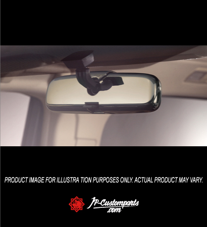 MIRROR COVER / SMOKE CHROME(ALPHARD/VELLFIRE/HV)