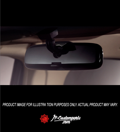MIRROR COVER / PIANO BLACK (ALPHARD/VELLFIRE/HV)
